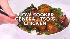 General Tso's Chicken v4