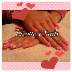 Nails by muahh!!