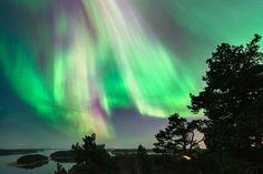 Lukijoiden kuvat revontulista häikäisevät – katso yli sata kuvaa   Yle Uutiset   yle.fi