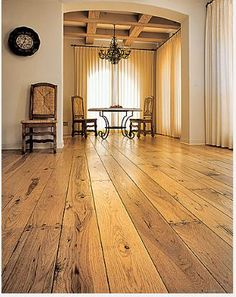 Rustic Flooring Ideas beautiful light hardwood floors | pretty little house | pinterest