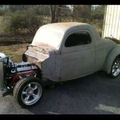 Ford Coupe on Pinterest | Ford, James Hetfield and 32 Ford