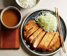 From your katsu curry to okonomiyaki, your yakitori to your kara-age, we have the Japanese (and Japanese-inspired) dishes you know and love. It's time to try them at home. Japanese Pickles, Japanese Egg, Japanese Curry, Japanese Dishes, Miso Eggplant, Eggplant Chips, Barbecued Lamb, Chicken Katsu Curry, Boneless Pork Loin Chops