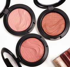 MAC Magnetic Nude Extra Dimension Blushes