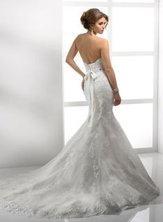Large View of the Veronica Bridal Gown