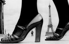 ????? Jean Claude Gautrand _ Tour Eiffel. ?????? Ou Frank HORVAT