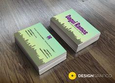 Cartão de visitas Cliente: Dagui Ramos