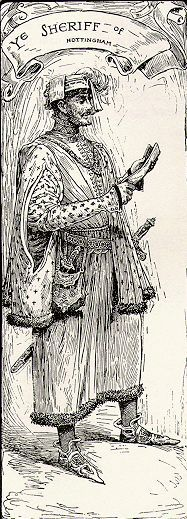 Eustace of Lowdham has a Yorkshire connection, and he was even well known in the Barnsdale area