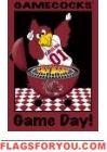 Game Day - USC Garden Flag