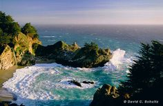 Big Sur, CA -- I've traveled many places but Big Sur still keeps coming back to me as my favorite place on Earth.