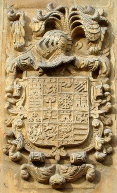 Escudos Heraldicos-Santillana del Mar-Cantabria