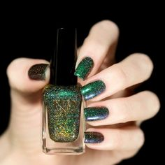 F.U.N Lacquer - BLESSING HOLOGRAM