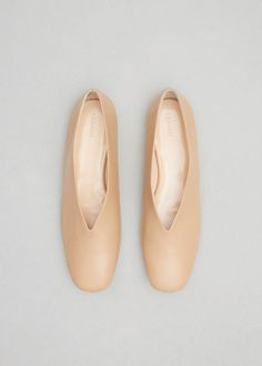 Lemaire Slippers (Dune)