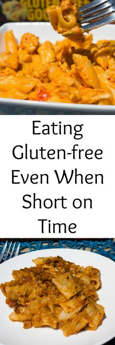 Eating Gluten free when you are short on time can be challenging. Here are some simple tips to help make it easier even if you only have 5 minutes. ad