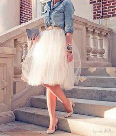 jeans shirt  skirt