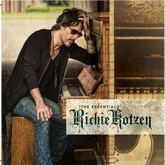 Richie Kotzen The Essential Richie Kotzen cover