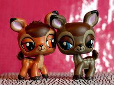 Disney Bambi Faline inspired Littlest Pet by PiasLittleCustoms, €20.00