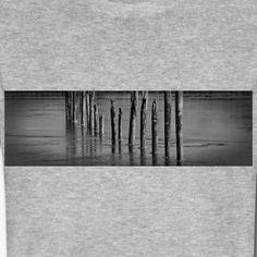 Stille Wasser - Männer Bio-T-Shirt