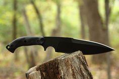 Blackhawk Tatang fixed blade. 1085C High carbon steel