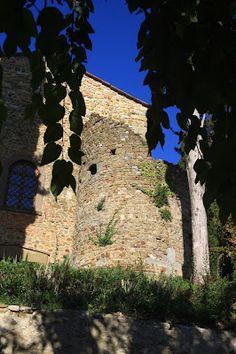 Umanesimi: Quel mozzicone di torre cilindrica a Vespignano