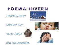 EDUCACIÓ INFANTIL: POEMA D' HIVERN