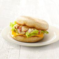 McDonald's Japan Breakfast sandwich Tuna Sandwich