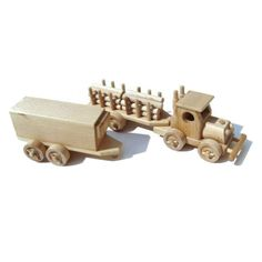 Wooden Truck Set – Rory