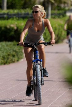 Biking..... want to get some soon, getting the family active