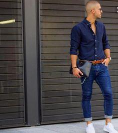 look casual básico