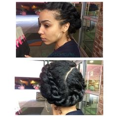 """""""It's been real NOLA! Headed out giving my hair some rest. Twists! ✌️"""""""