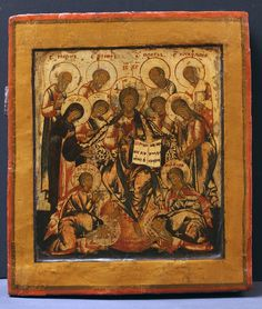 Antique - Religious Shop , Old Russian Icons - icon 13
