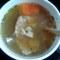 Kjøttkake supp