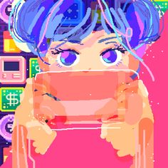 important announcement!!! ❃ BEGLITCHED ❃ ☺︎ by @q_dork & @bad_tetris ☺︎ ✨ is coming to iOS ✨ ☞ TOMORROW !!!!!!! ♡