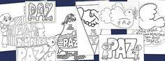 Dibuixos pel Dia de la Pau