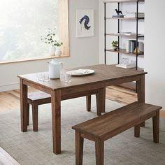 Bedford Dining Bench | west elm