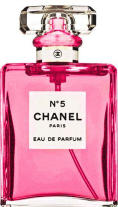 Chanel No 5 was created for Coco Chanel in 1921 by the renowned perfumer, Ernest Beaux. Coco Chanel was the first designer to put her name on the scent bottle . Pink Lady, Pink Girl, Color Rosa, Pink Color, Mademoiselle Coco Chanel, Couleur Fuchsia, Parfum Chanel, Rose Bonbon, Chanel No 5