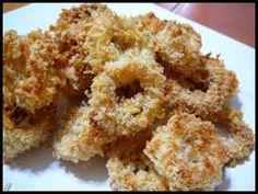 "Holy Cannoli Recipes: ""Fried"" Calamari"