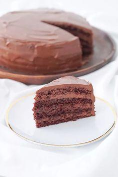 Chocolates, Dark Chocolate Cakes, Foods With Gluten, Tiramisu, Gluten Free, Baking, My Favorite Things, Eat, Ethnic Recipes