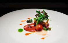 Kurobuta Pork Belly / 17 Stunning Photos Of Chef Charlie Trotter's Food (via BuzzFeed)