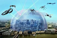 Attack the City: why the banks are 'war-gaming' an assault from cyberspace - London Life - Life & Style - London Evening Standard Security Companies, Cyber Attack, London Life, Banks, Bridge, Gaming, Tech, War, Artists