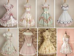 """Удивительная идея с платьями, которые создаются под брендом """" Mary Magdalene""""."""