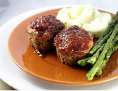 Maggie's Quick and Easy Meatloaf Muffins | 100 Ways To Prepare Hamburger | Hamburger Recipes