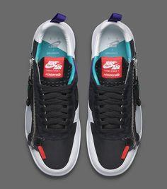 Acronym Adds Zipper to Nike Lunar Force 1 - EU Kicks: Sneaker Magazine