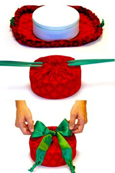 Lilywrap Reusable Stretchy Gift Wrap. Makes gift wrapping easy. Just set-cinch-tie. Look & care of wrapping paper. Ease & convenience of a gift bag. Eco-Friendly. No scissors, tape, waste or mess. Ideal for odd-shaped items, stacks of gifts & people who hate to wrap. Great for TSA travel, shipping, birthdays, baby showers, weddings, Christmas, Hanukkah, graduations - any celebration!