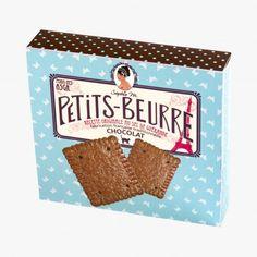 12 petits-beurre chocolat - Sophie M