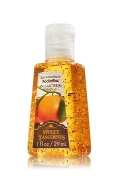 Sweet Tangerines PocketBac Sanitizing Hand Gel - Anti-Bacterial - Bath & Body Works