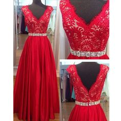 V+neck+Cap+Sleeve+prom+dress,+long+inexpensive+lace+top+prom+dress,+formal+elegant+prom+dress,+evening+party+dress,+NDS327  This+long+prom+dress+could+be+custom+made,+there+are+no+extra+cost+to+do+custom+size+and+color.  Description+of+long+prom+dress 1,+Material:+taffeta,+lace,+rhinestone,+...