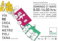 Recta a Cholula, ¡Sin coches! La vía unirá los municipios de Puebla, San Pedro y San Andrés Cholula. ¡Conócela!