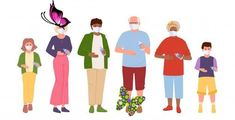 Multiethnic Family Protected From Virus. Use Medical Masks, Keep Your Distance, Sanitizer Hands By Alcohol Gel. Stop Pandemic Of Coronavirus In Air, Cartoon Style Concept Keep your distance when you meet poster with emoji cartoon character in medical mask. safety when communicating with other people. warning poster | Premium Vector<br> Discover thousands of Premium vectors available in AI and EPS formats Clean Toilet Bowl, Recycle Symbol, Medical Background, Banner Template, Hand Sanitizer, Cartoon Styles, Clean House, Cartoon Characters, Emoji