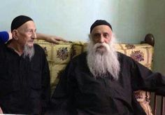 Father Rafael St. Mina and Father Angelos St. Anthony
