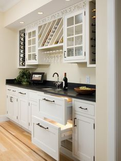 Beverage Bar Design, Pictures, Remodel, Decor and Ideas - page 6